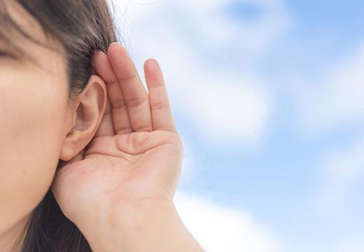 なぜ補聴器が必要なの?